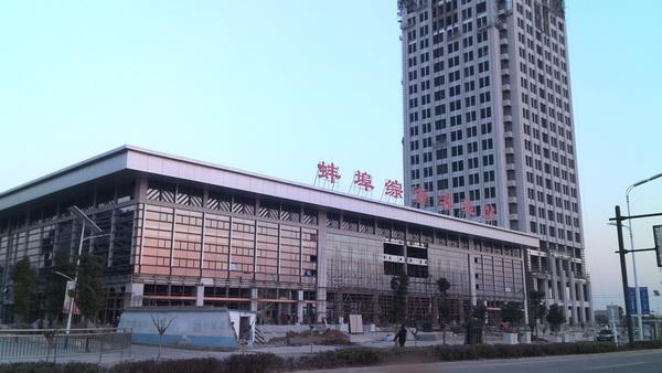 蚌埠客运南站-安徽百叶窗厂家