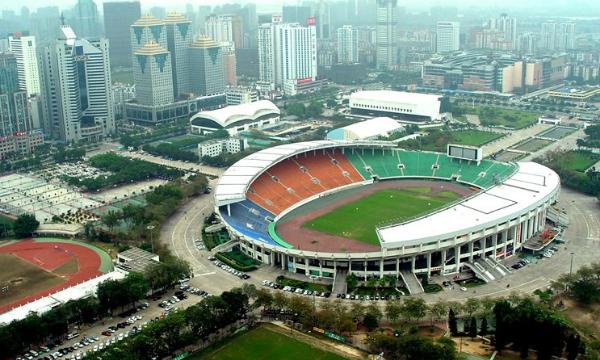 天河体育中心(亚运馆)-广州开窗