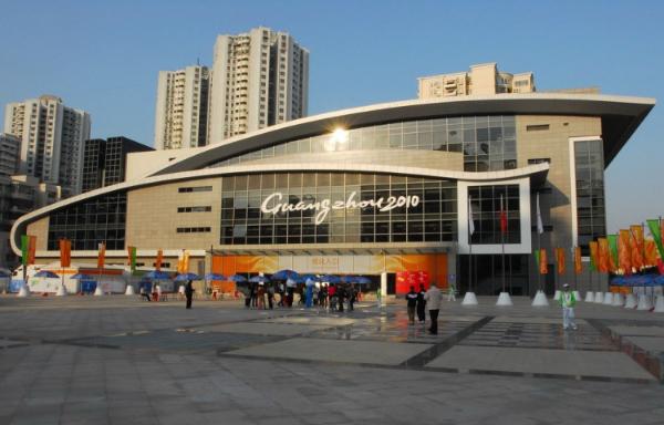 广州海珠体育中心(亚运馆)-广州
